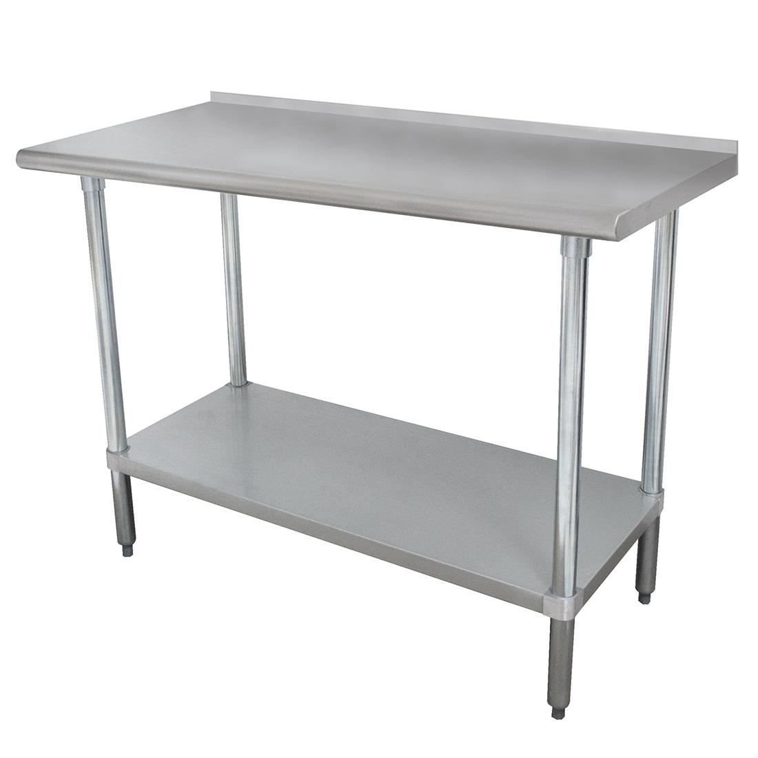Advance Tabco FSS-308 work table,  85