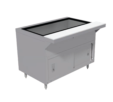 Advance Tabco HDCPU-6-DR serving counter, cold food