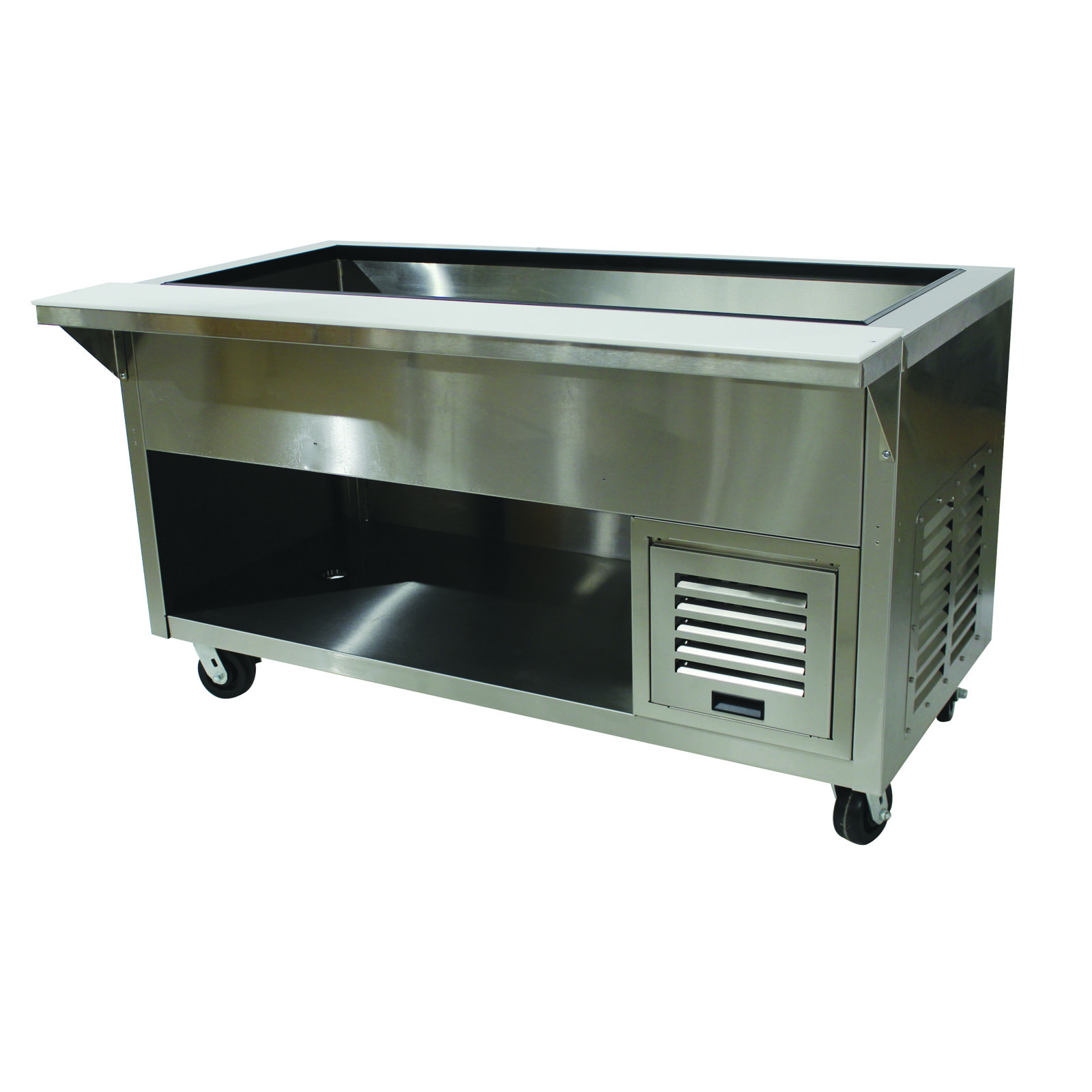 Advance Tabco HDRCP-5-BS serving counter, cold food