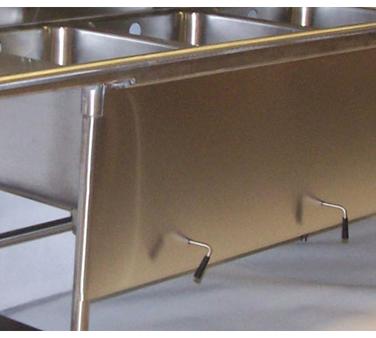 Advance Tabco K-500A sink apron