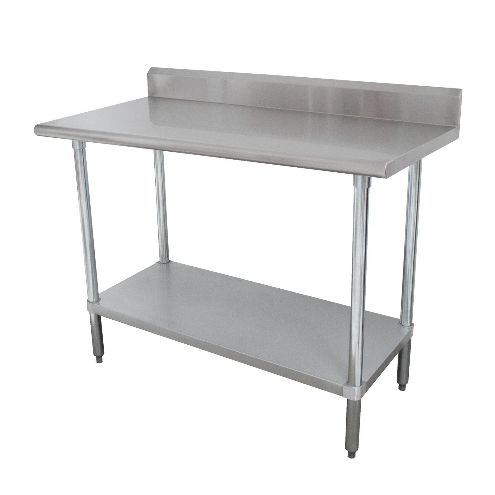 Advance Tabco KSLAG-243-X work table,  36