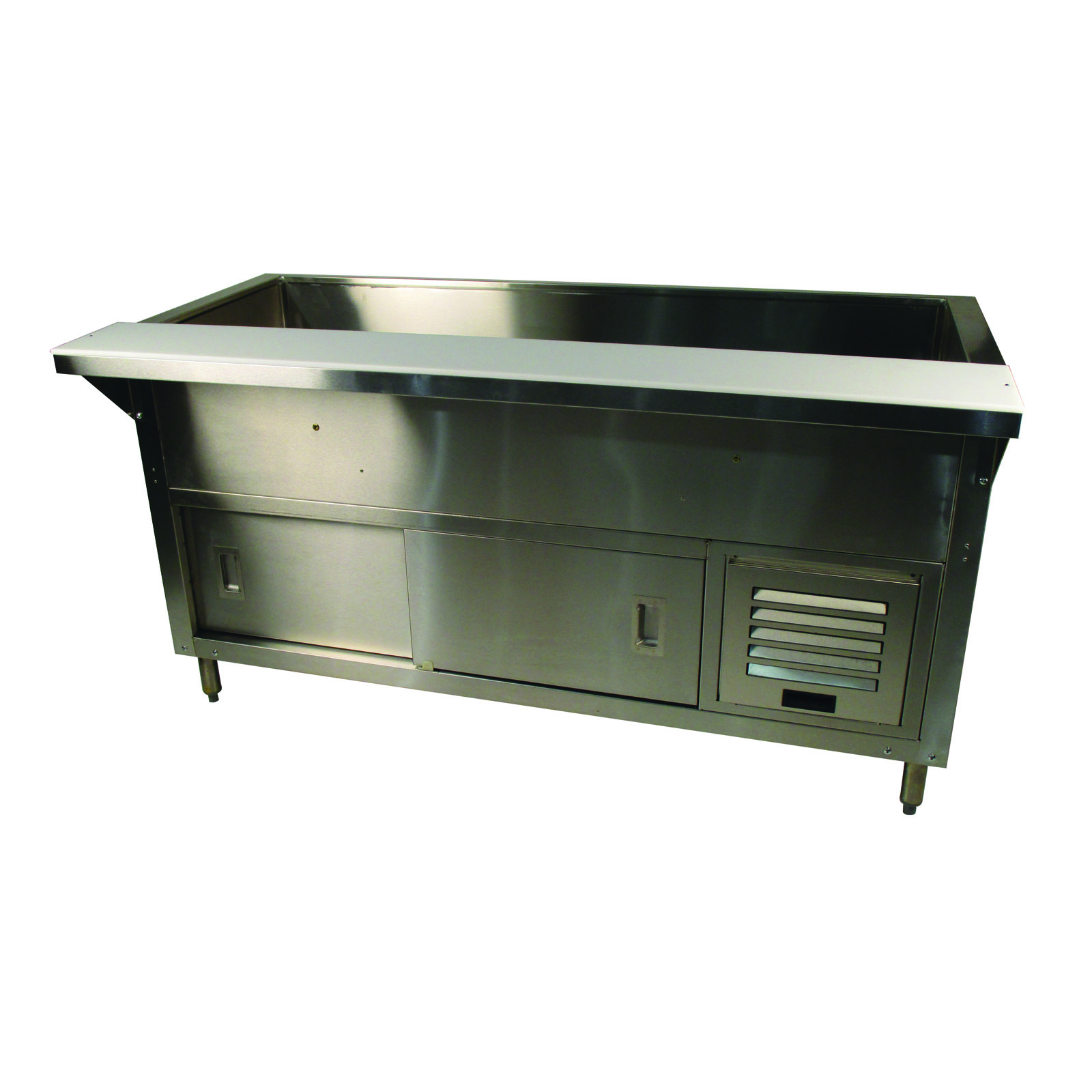 Advance Tabco MACP-5-DR serving counter, cold food