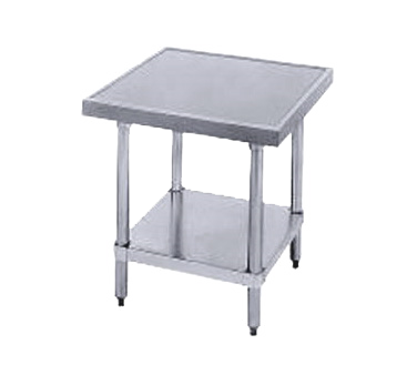 Advance Tabco MT-SS-363 equipment stand, for mixer / slicer