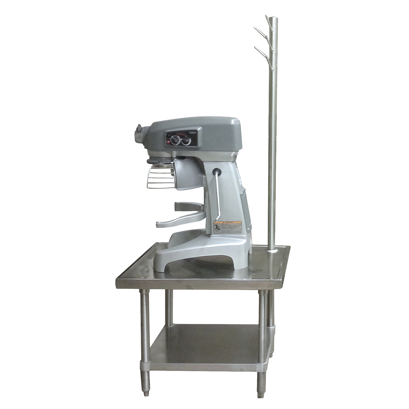 Advance Tabco MX-SS-302 equipment stand, for mixer / slicer