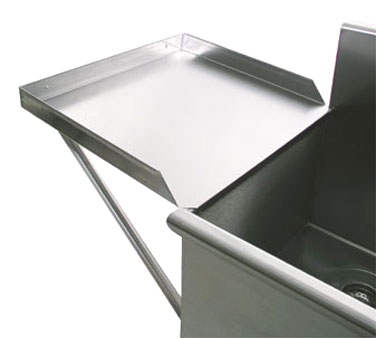Advance Tabco N-54-48 drainboard, detachable