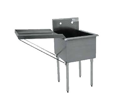 Advance Tabco N-5-48 drainboard, detachable