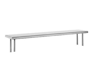 Advance Tabco OTS-12-72 overshelf, table-mounted