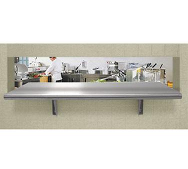 Advance Tabco PA-18-36 shelf, pass-thru