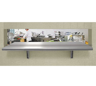 Advance Tabco PA-18-72 shelf, pass-thru