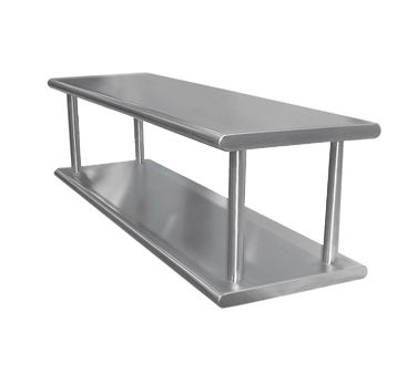 Advance Tabco PA-24-144-2 shelf, pass-thru