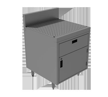 Advance Tabco PR-25-DWR storage cabinet