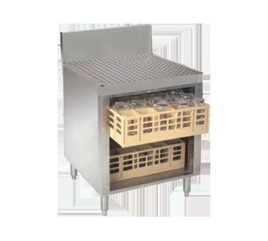 Advance Tabco PRCR-19-24 underbar glass rack storage unit