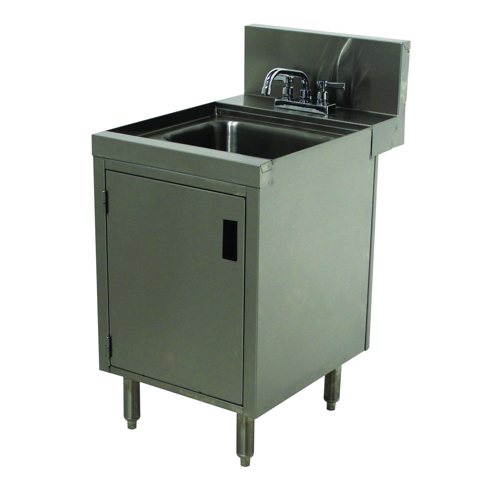 Advance Tabco PRHSC-24-18 underbar hand sink unit