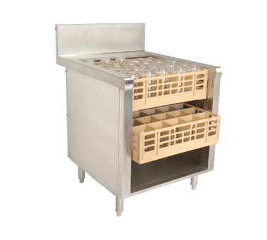Advance Tabco PROR-19-24 underbar glass rack storage unit
