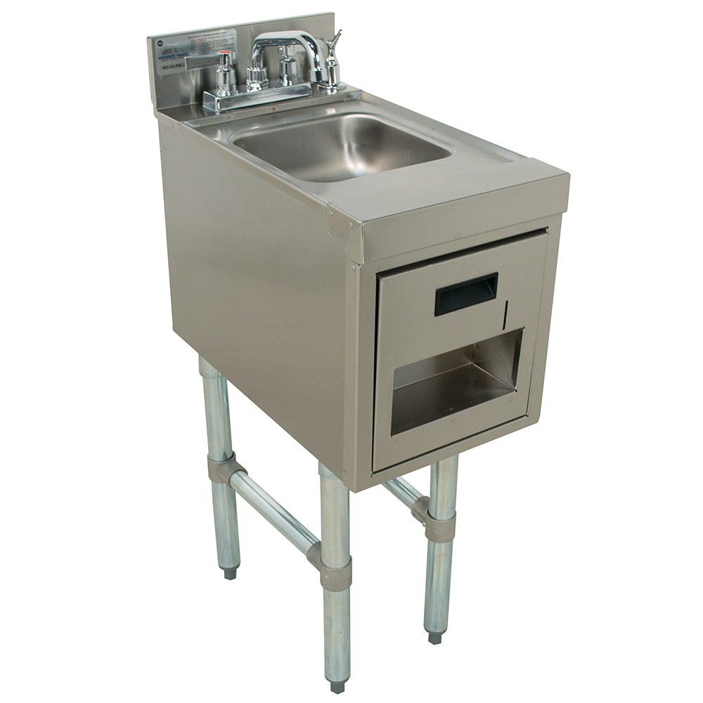 Advance Tabco SC-15-TS-X underbar hand sink unit