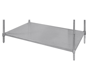 Advance Tabco SH-1848 shelving, solid