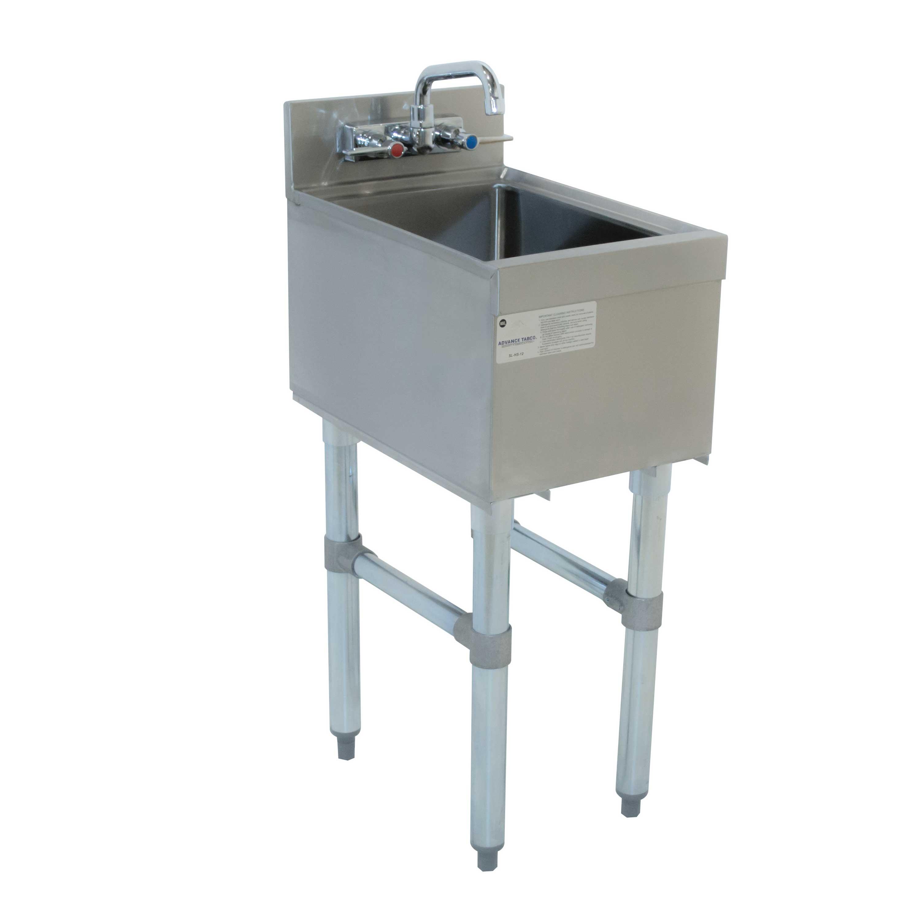 Advance Tabco SL-HS-15 underbar hand sink unit