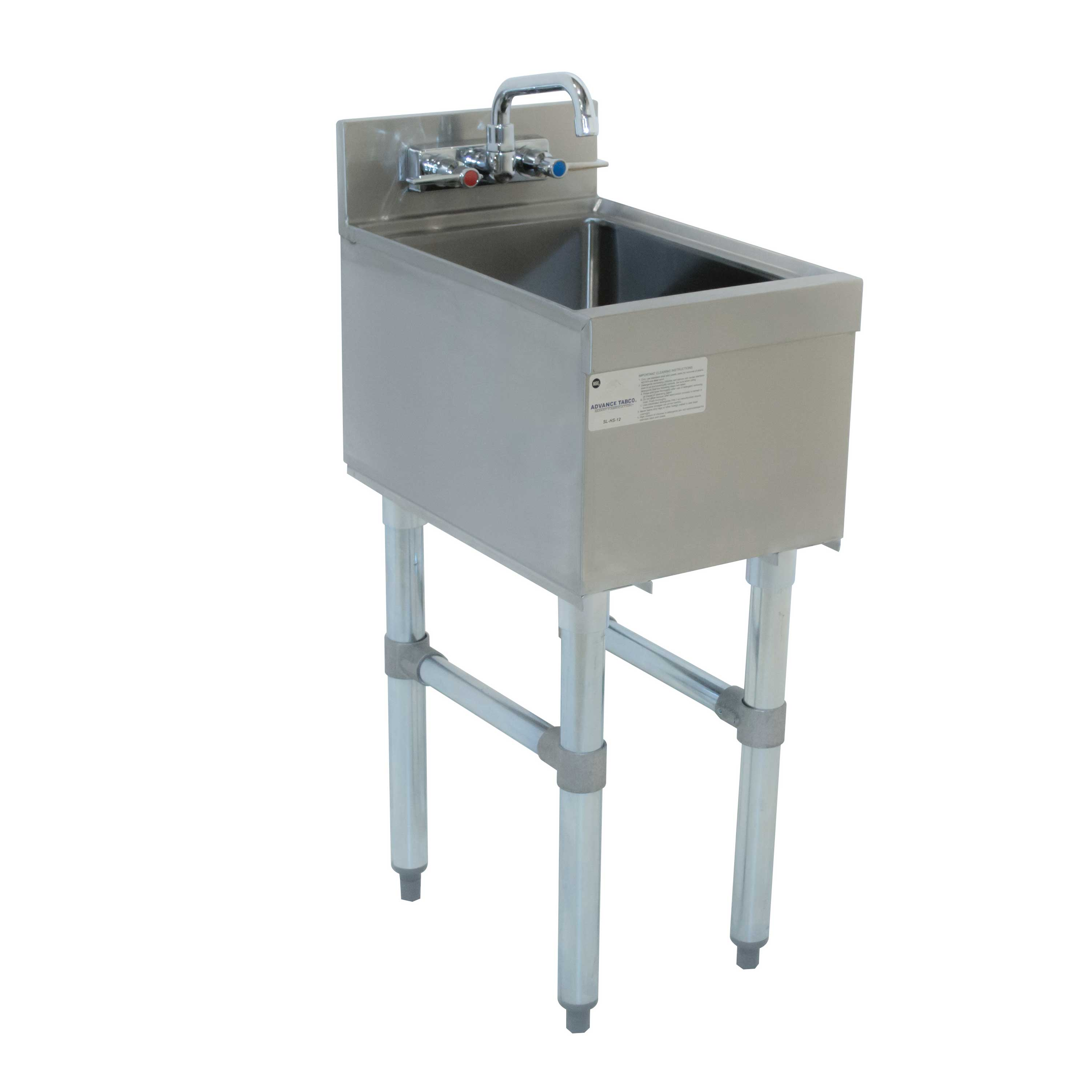 Advance Tabco SL-HS-15-X underbar hand sink unit