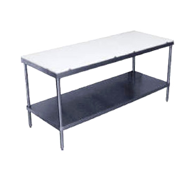 Advance Tabco SPT-244 work table, poly top