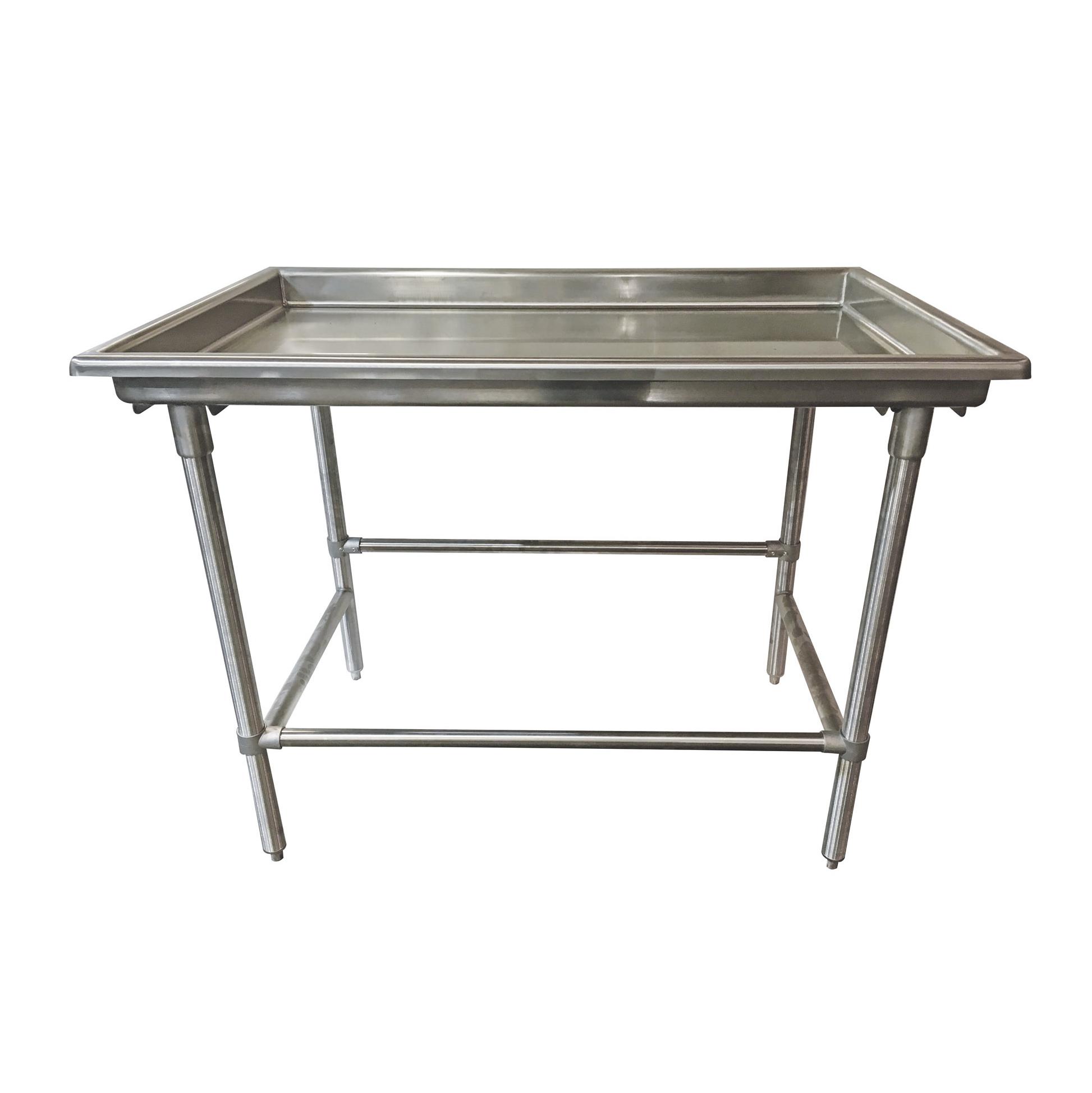 Advance Tabco SR-72 dishtable sorting table