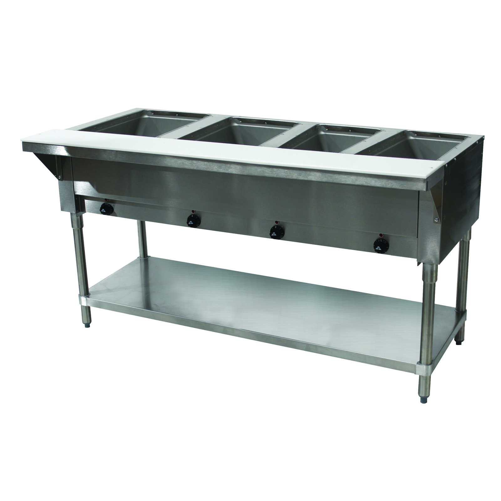 Advance Tabco SW-4E-240 serving counter, hot food, electric