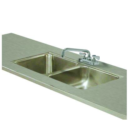 Advance Tabco TA-11R-2 sink bowl, weld-in / undermount