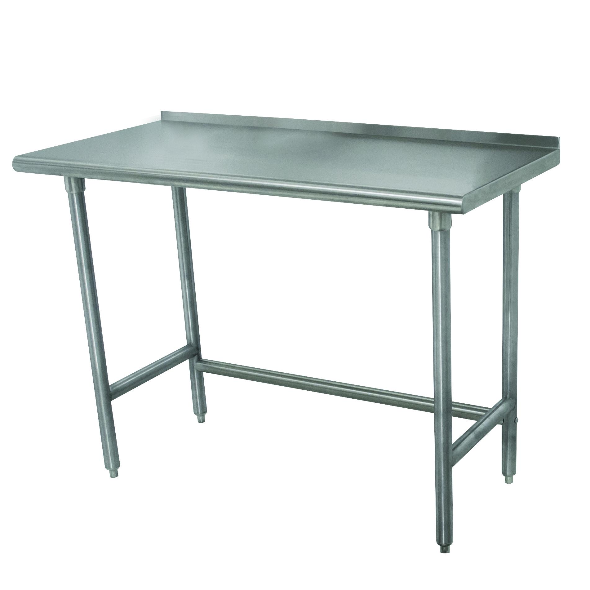 Advance Tabco TFLAG-305-X work table,  54