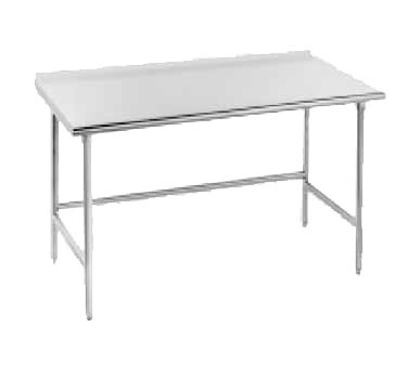Advance Tabco TFLG-308 work table,  85