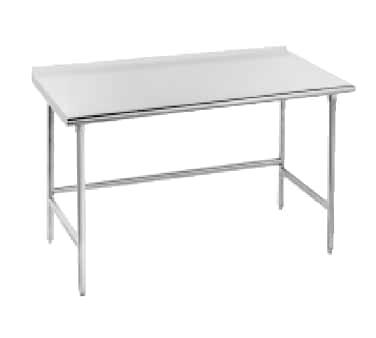 Advance Tabco TFLG-309 work table,  97