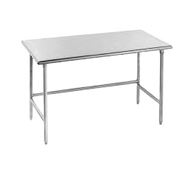 Advance Tabco TGLG-247 work table,  73