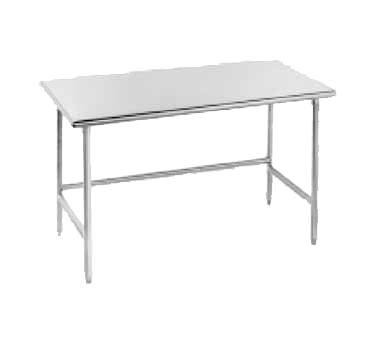 Advance Tabco TMS-368 work table,  85