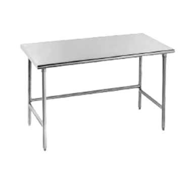 Advance Tabco TSAG-365 work table,  54