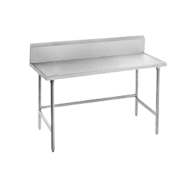 Advance Tabco TVKS-365 work table,  54