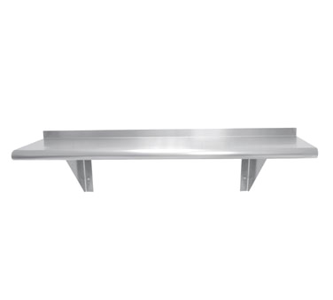 Advance Tabco WS-10-24 shelving, wall mounted