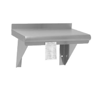 Advance Tabco WS-12-96CM shelving, wall mounted
