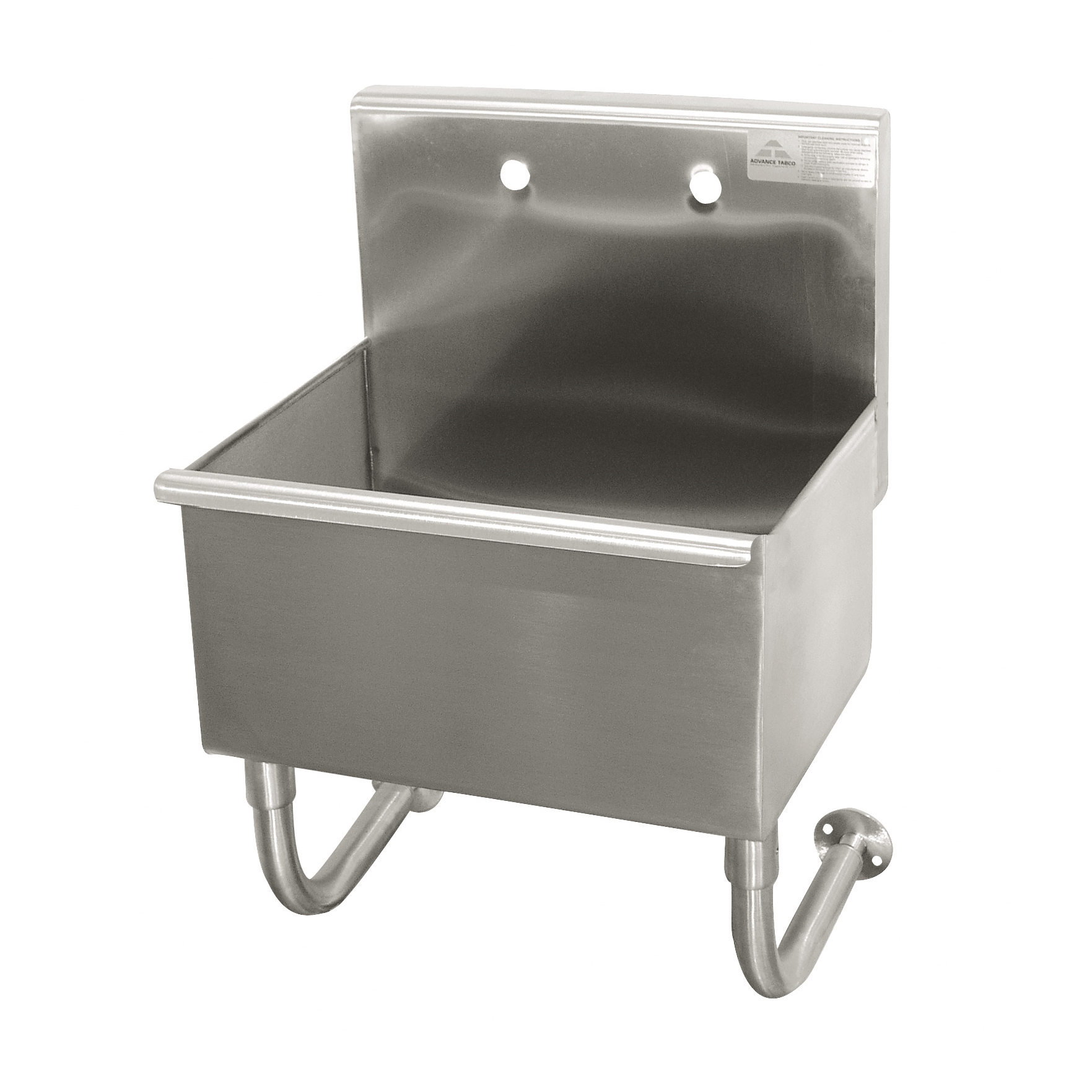 Advance Tabco WSS-14-21 sink, hand