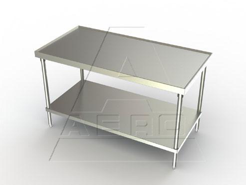 1TS-2484 AERO Manufacturing work table, 73