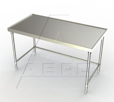 1TSX-3072 AERO Manufacturing work table, 63
