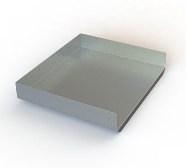 AERO Manufacturing 2D-1818 drainboard, detachable