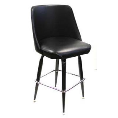 AAA Furniture Wholesale 104-24 BUCKET bar stool, indoor