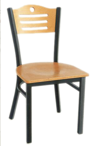 AAA Furniture Wholesale 315A BVS chair, side, indoor