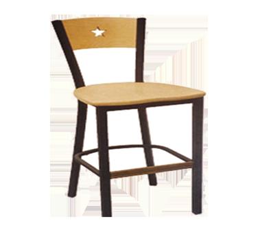 AAA Furniture Wholesale 315BS/STAR GR4 bar stool, indoor