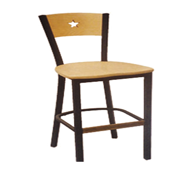 AAA Furniture Wholesale 315BS/STAR GR5 bar stool, indoor