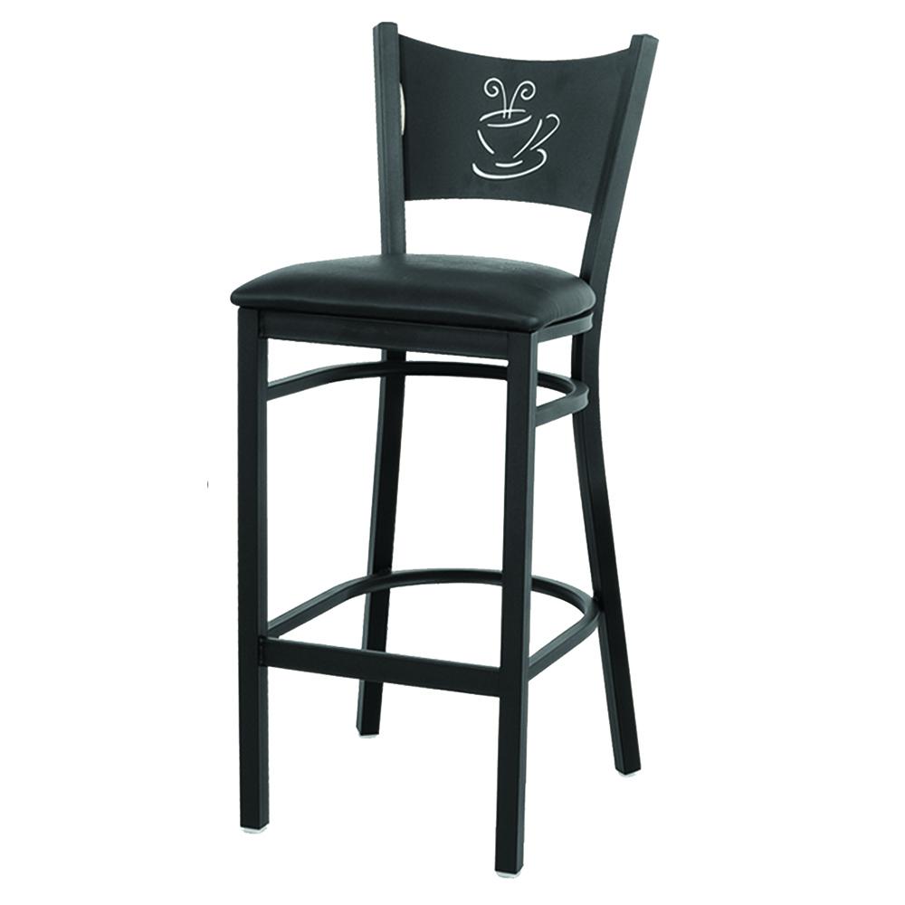 AAA Furniture Wholesale 315C-BS/COFFEE CUP BVS bar stool, indoor