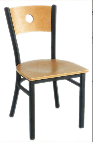 AAA Furniture Wholesale 315/CIRCLE BVS chair, side, indoor