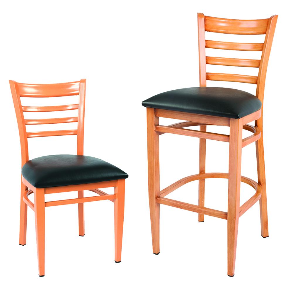 AAA Furniture Wholesale 316BS-MN BVS bar stool, indoor
