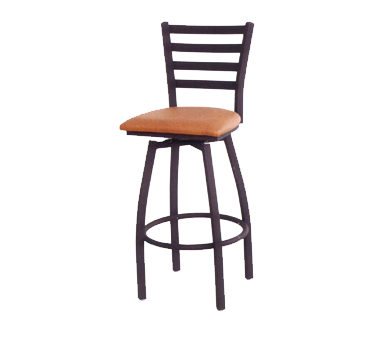 AAA Furniture Wholesale 316BS-SWIVEL BVS bar stool, swivel, indoor