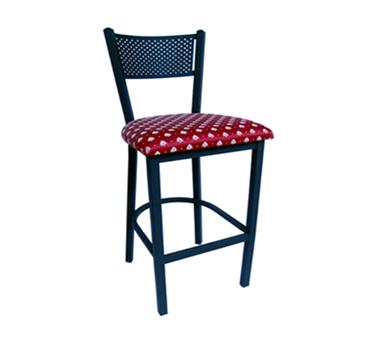 AAA Furniture Wholesale 317BS GR4-BLK bar stool, indoor