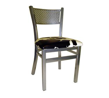 AAA Furniture Wholesale 317 GR5-SLV chair, side, indoor