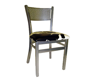 AAA Furniture Wholesale 317 WS-SLV chair, side, indoor